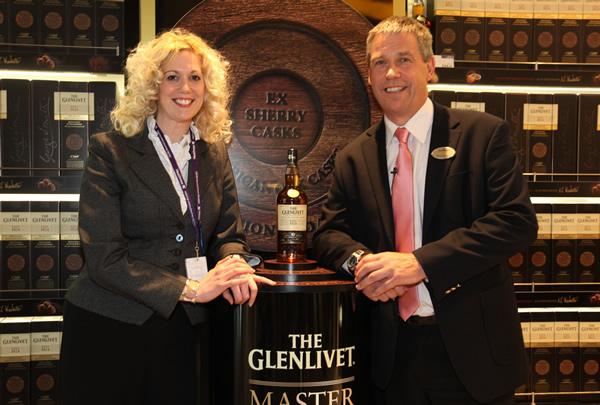 Glenlivet 1824 ESTD shop