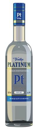 Pt platium Vodka