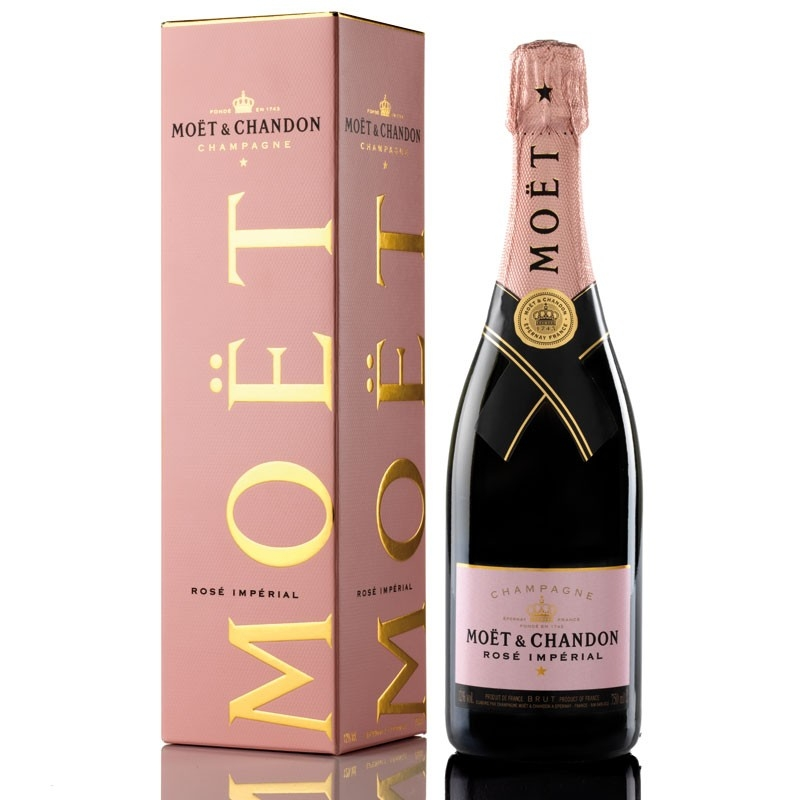 moet rose imperial 75cl